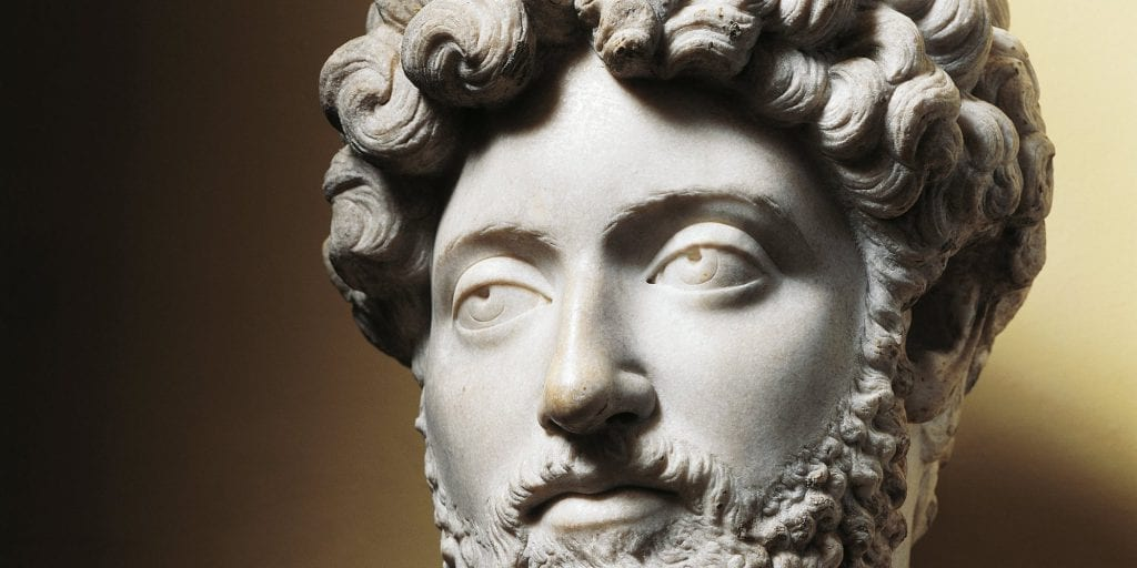 Who Is Marcus Aurelius Getting To Know The Roman Emperor