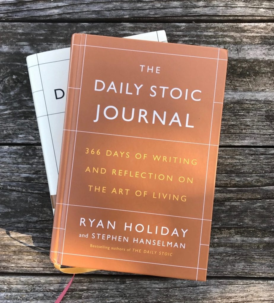 Announcing The Daily Stoic Journal