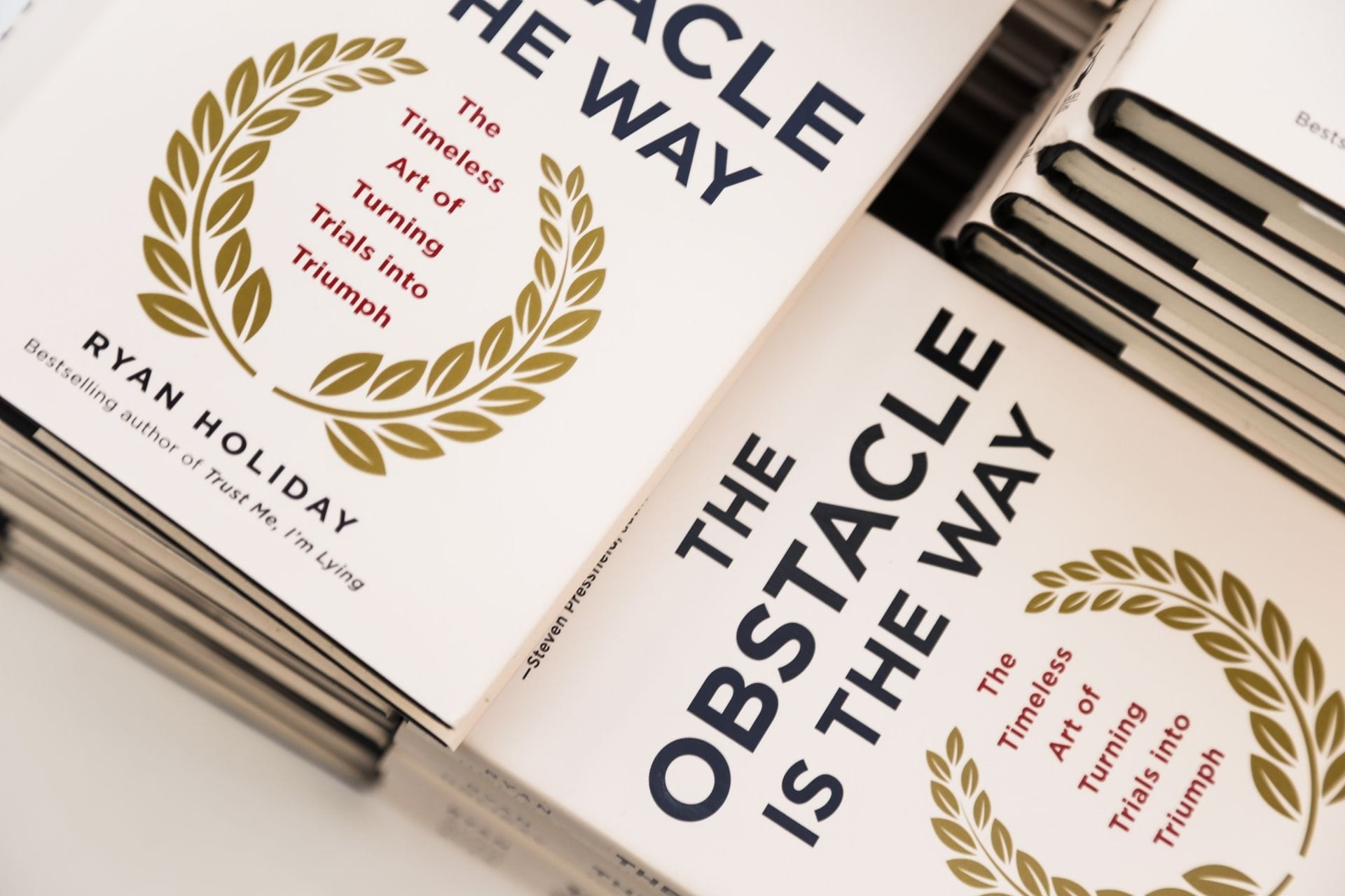 The Obstacle Is The Way by Ryan Holiday: Book Summary, Key Lessons