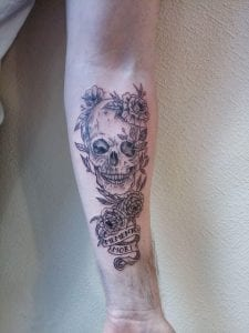 Memento Mori Tattoos And Inspiration
