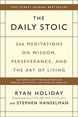 Daily Stoic | Stoic Wisdom For Everyday Life