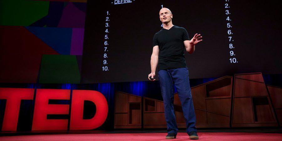 Tim Ferriss -- TED Talk -- Stoicism -- Fear Setting