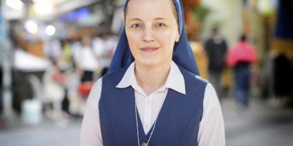 Sr. Theresa Aletheia Noble